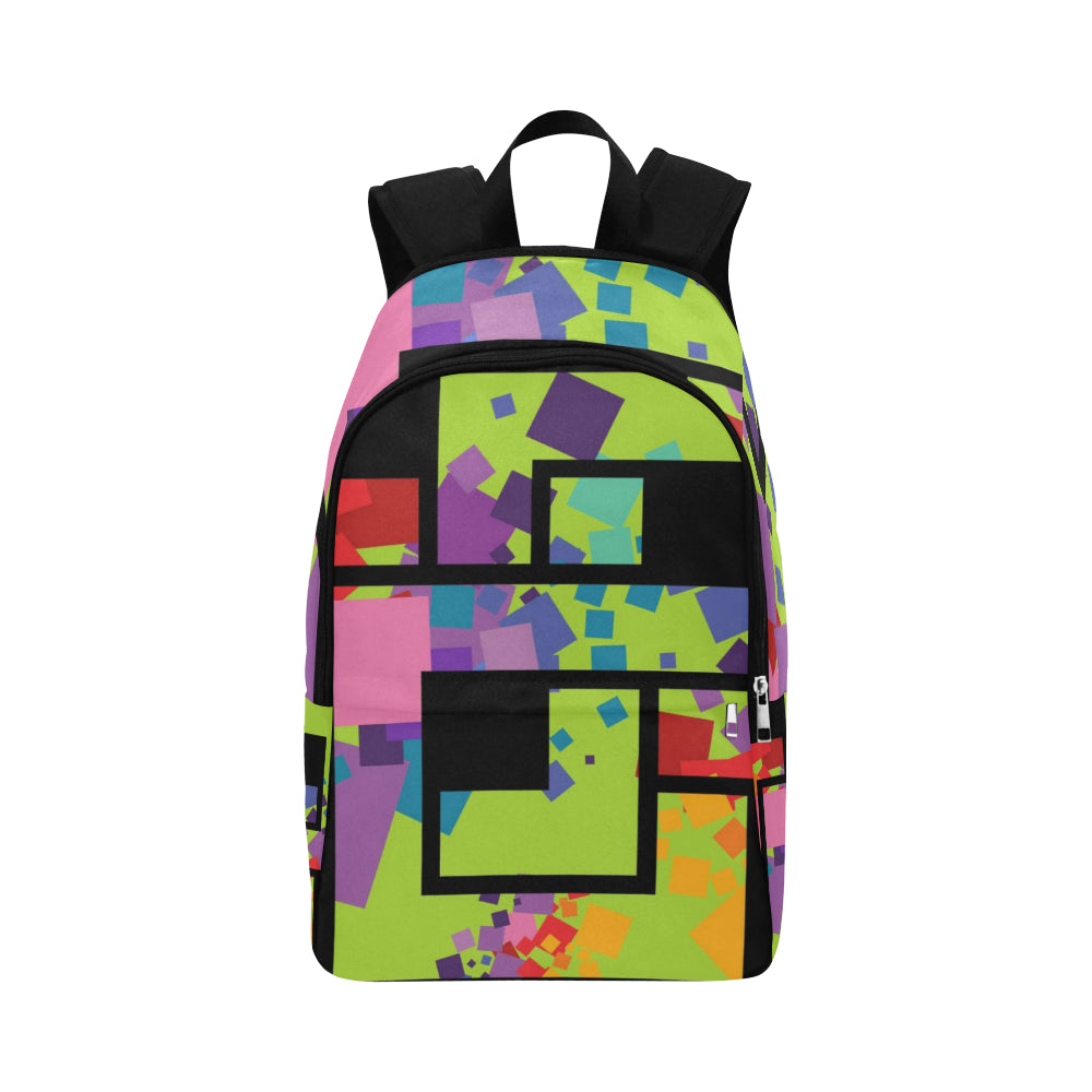 Background Fabric Backpack for Adult - CRE8Custom