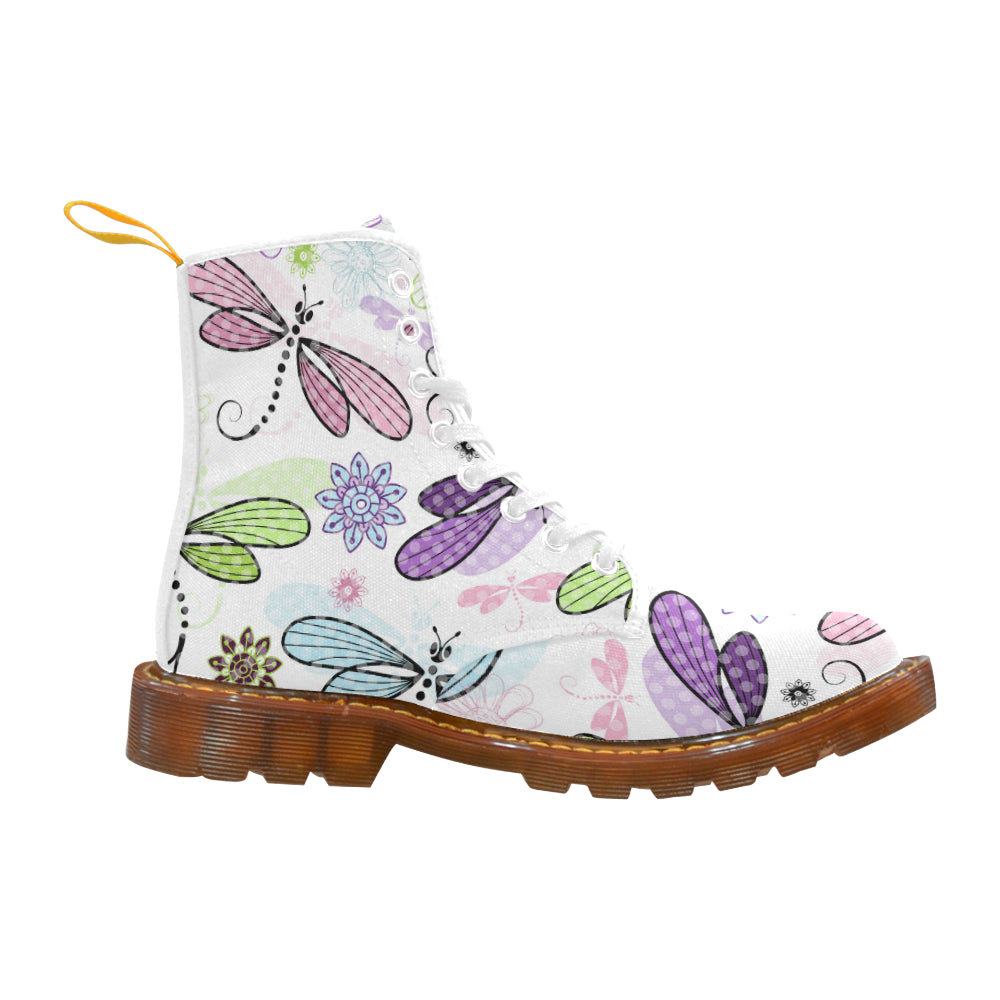 Butterfly Martin Boots For Women - CRE8Custom