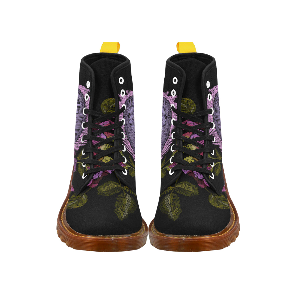 Awesome Unicorn Martin Style Boots For Men Combat Boots - CRE8Custom