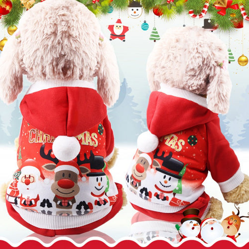 Christmas Pups coat - GoEverydaygadget