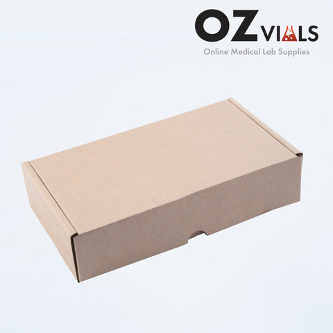 10ml Glass Vials 22x49.7mm Rubbers and Lid Combo