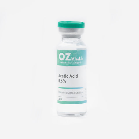 Acetic Acid 0.6% 20ml