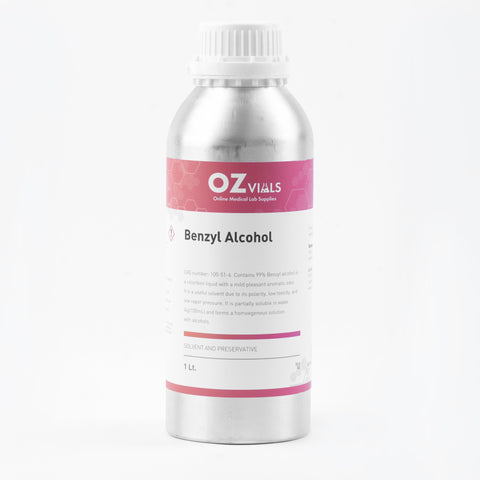 Benzyl Alcohol 1L