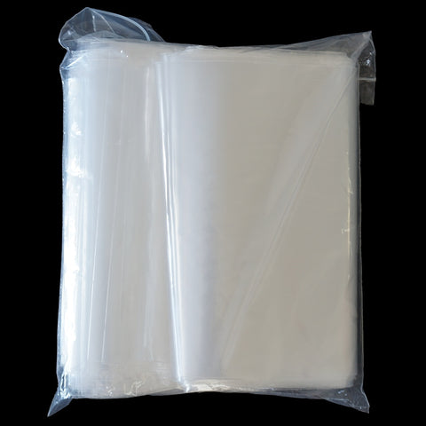 Resealable Bags Clear - 205 x 230mm