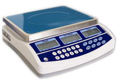 QHC+ - Counting Scales - Counting Table Scales