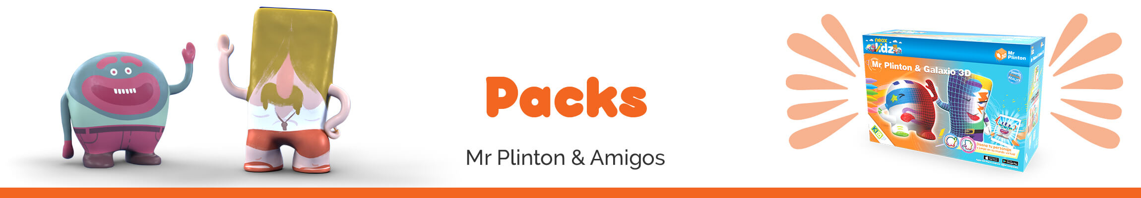Packs Mr Plinton