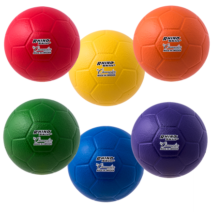 Molded Foam Mini Soccer Ball Set