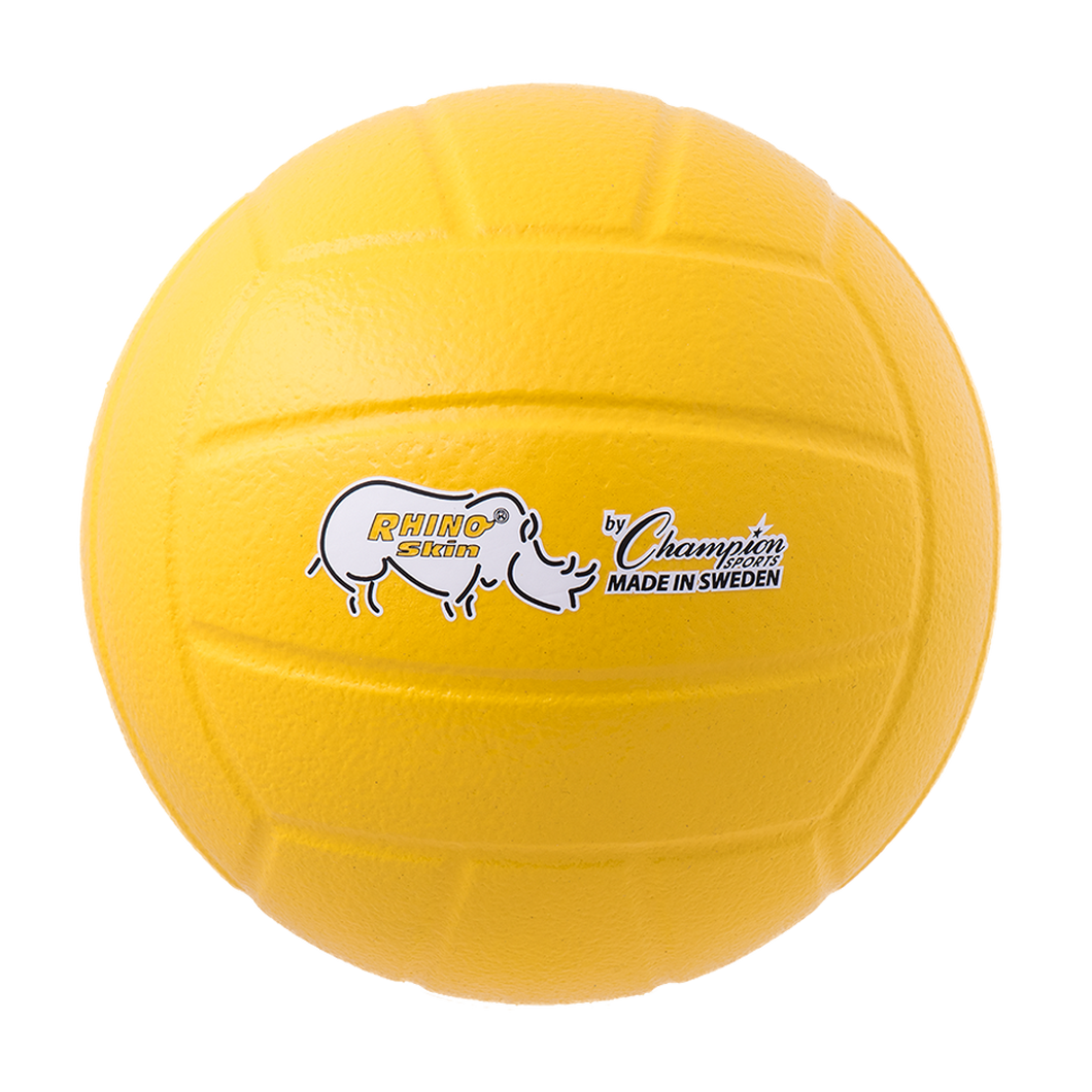 Molded Foam Volleyball