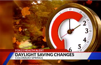 Colorado Springs sleep specialist says ending of Daylight Saving Time takes toll on body