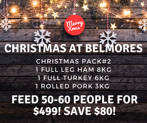 Christmas Feed The Family Pack #2 - Belmore Biodynamic Butcher