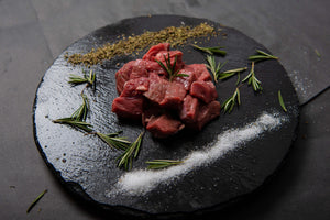 Diced Leg Lamb - Belmore Biodynamic Butcher