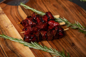 Honey Soy Beef Sticks - Belmore Biodynamic Butcher