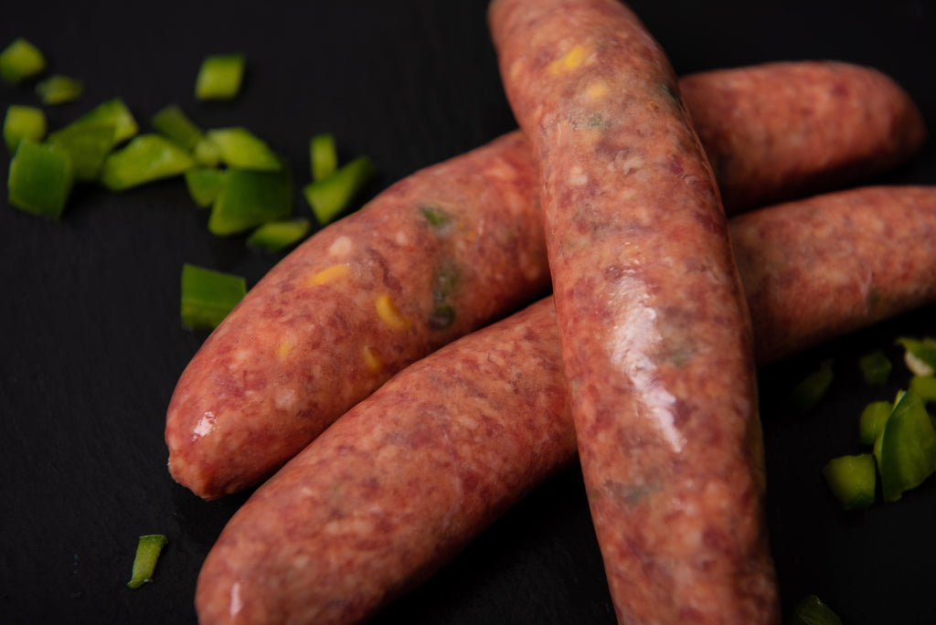 Gluten Free Cornish Sausages - Belmore Biodynamic Butcher