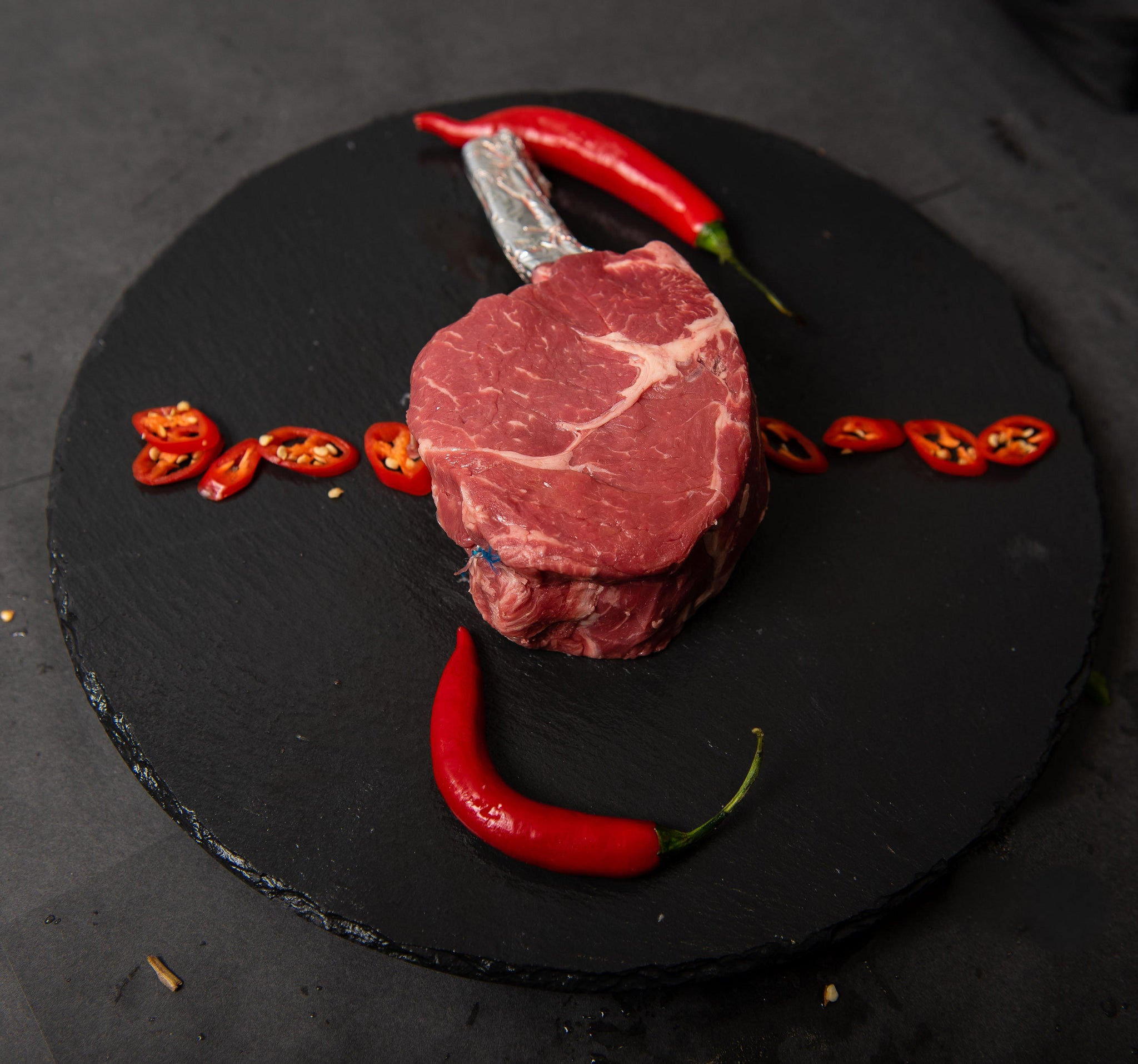 Rib Eye - Belmore Biodynamic Butcher