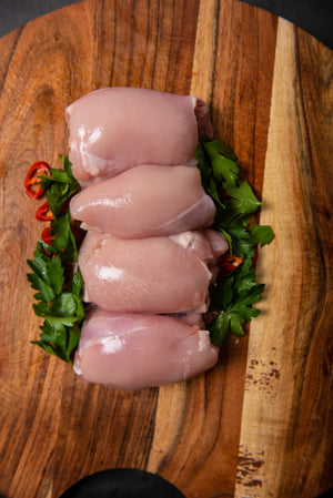 Chicken Thigh Fillets - Belmore Biodynamic Butcher