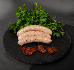 G/F Chicken & Sun-dried Tomato - Belmore Biodynamic Butcher