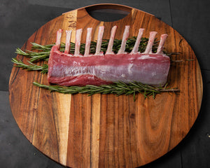 Rack Of Lamb - Belmore Biodynamic Butcher