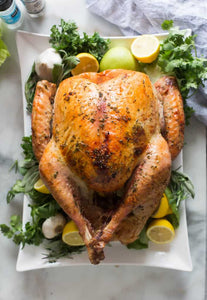 Certified Free Range/ Organic Turkey