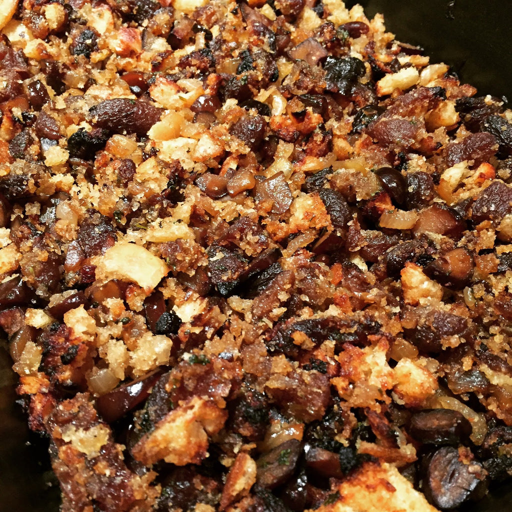 Home Made Apricot & Macadamia Stuffing