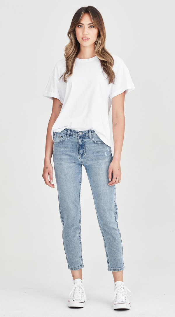 Junkfood - Kailey Short Stuff Jeans