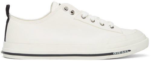 Diesel - Astico Low Cut Canvas Sneakers