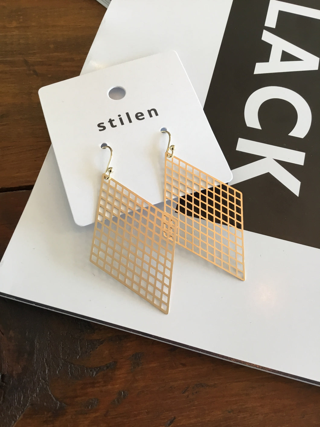 Stilen - Kite Earrings