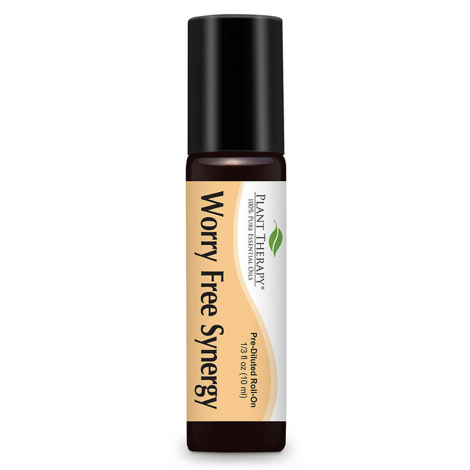 Plant Therapy || Worry Free Synergy Essential Oil Roll On
