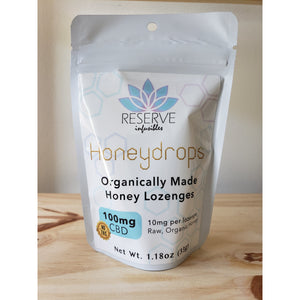 Honey Drops - Reserve Infusables - 100MG