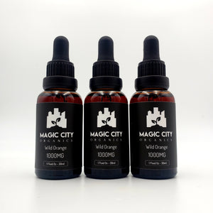 CBD Chronic Care Pack of MCO | Hemp Extract Oil 3000MG - Magic City Organics