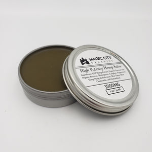 MCO High Potency Hemp Salve || 1000MG 2OZ