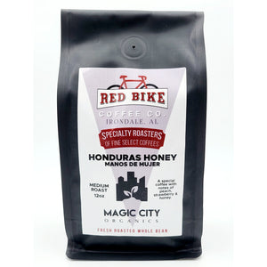 MCO Honduras Honey || Whole Bean Coffee from Red Bike