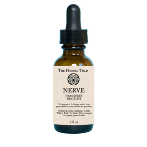 Nerve Pain Tincture - Magic City Organics