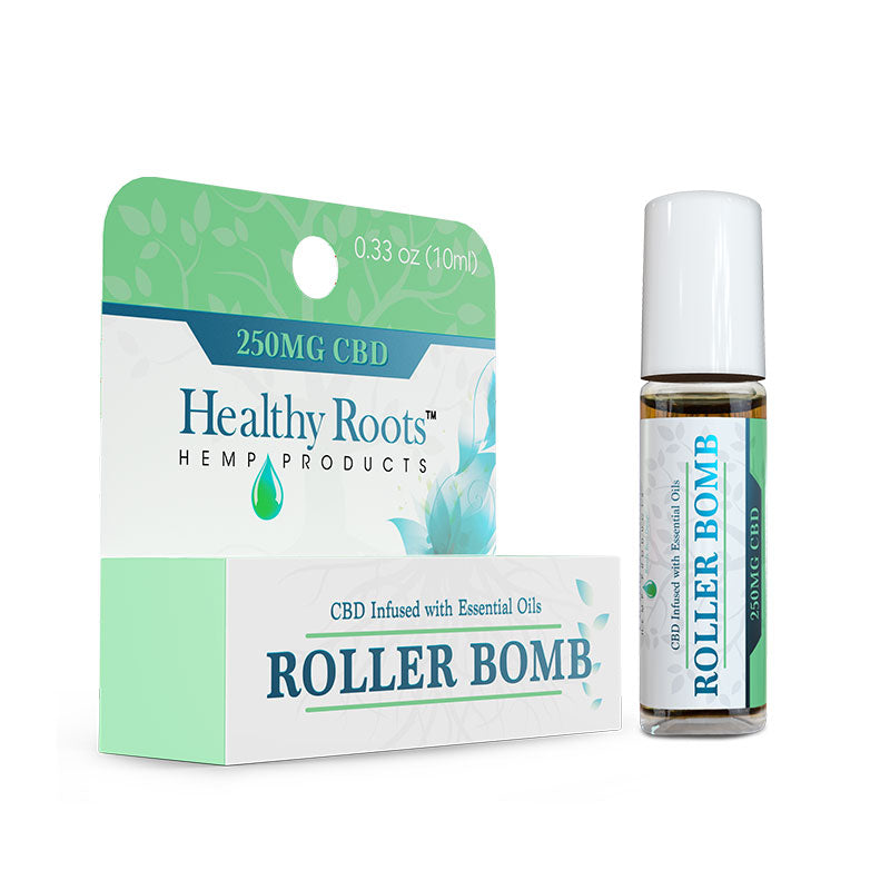 Healthy Roots CBD Roller Bomb 250mg