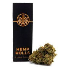 Hemp Rolls - Pack of PreRolls 10CT