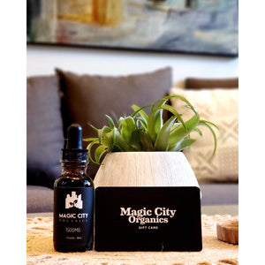 Magic City Organics || Gift Card