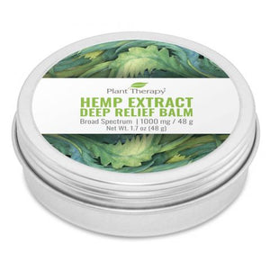 Plant Therapy || Deep Balm Broad Spectrum 1000 mg