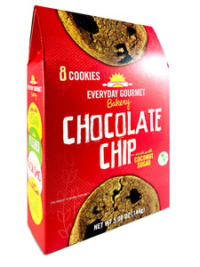 Chocolate Chip Cookies - 1 BOX