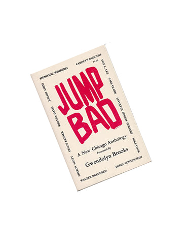 Jump Bad; a New Chicago Anthology