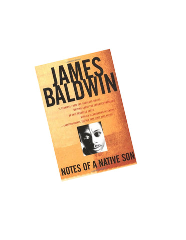 Notes of a Native Son  Baldwin, James