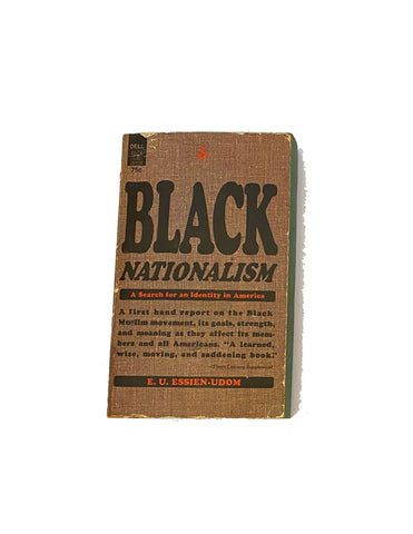 Black Nationalism: A Search for Identity in America