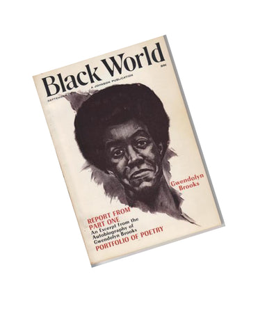 Black World, Volume 21, Number 11 (XXI; September 1972)