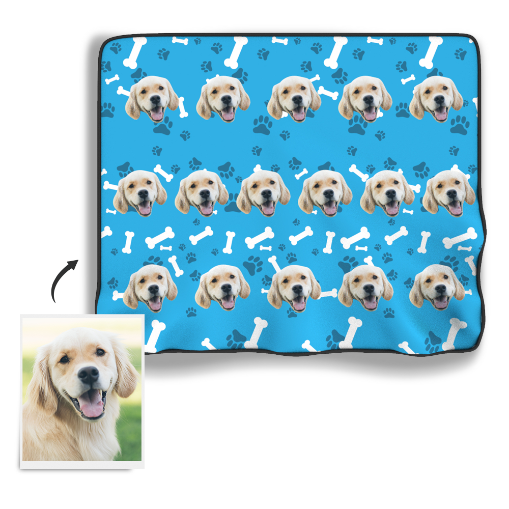 Photo Blanket - Dog