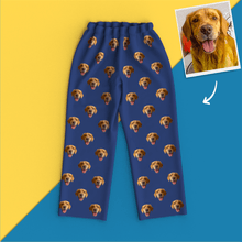 Custom Face Pajamas Home Pajamas - Dog