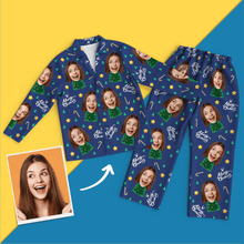 Custom Face Pajamas - Christmas Tree