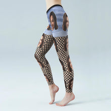 Custom Face Fleshy Stockings All Over Low Rise Leggings Personalized Printed Leggings
