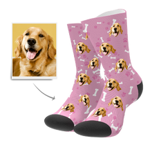 Custom Socks - Dog