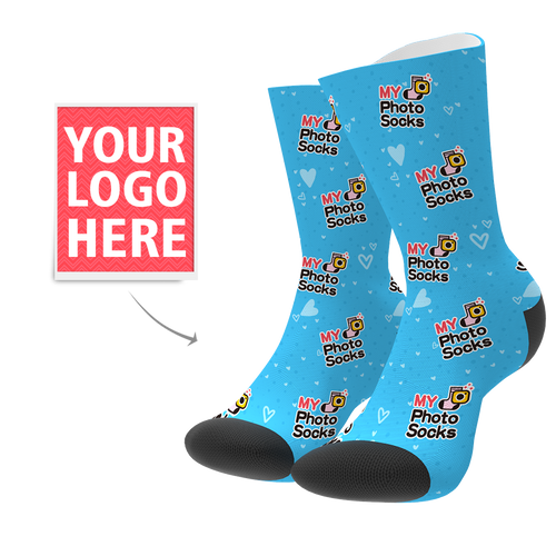 Custom Socks-Your Logo
