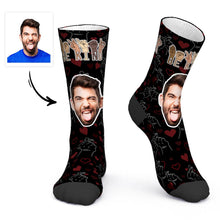 Custom Face Socks ASL Socks Sign Language Socks