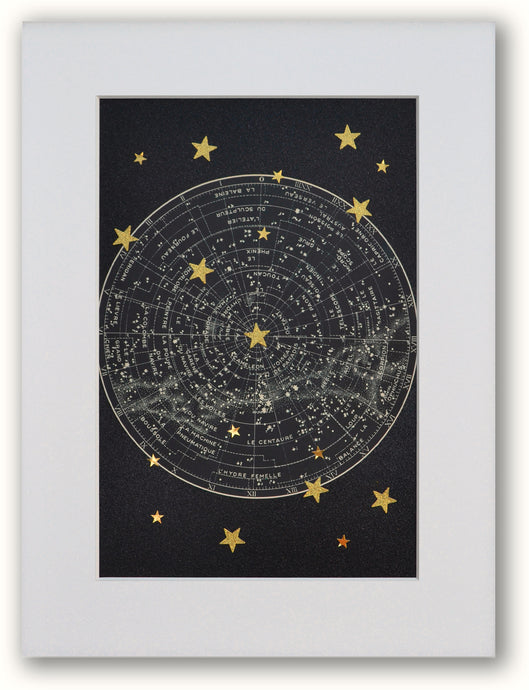 Les constellations australes