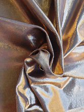 Load image into Gallery viewer, Bronze Foil Lycra